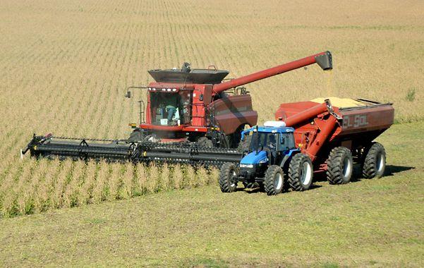 La disparidad en los rindes y el atraso de la cosecha complican las estimaciones.