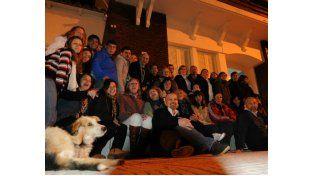 Los jóvenes y adultos que concurren a la Eempa Nº 1.323 de La Vanguardia