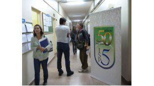 Casi 900 estudiantes concurren a las diferentes carreras docentes y tecnicaturas.