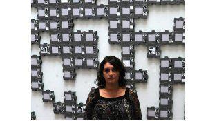 Abogada y militante. Gabriela Durruty también coordina el Centro Documental en el Museo de la Memoria. (Foto: M. Bustamante)