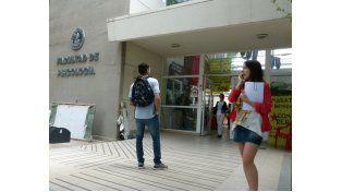 Modernización. Unos 1.700 estudiantes ingresan a la carrera