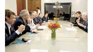 Cónclave. El ministro de Agricultura de la Nación recibió al presidente de ASA