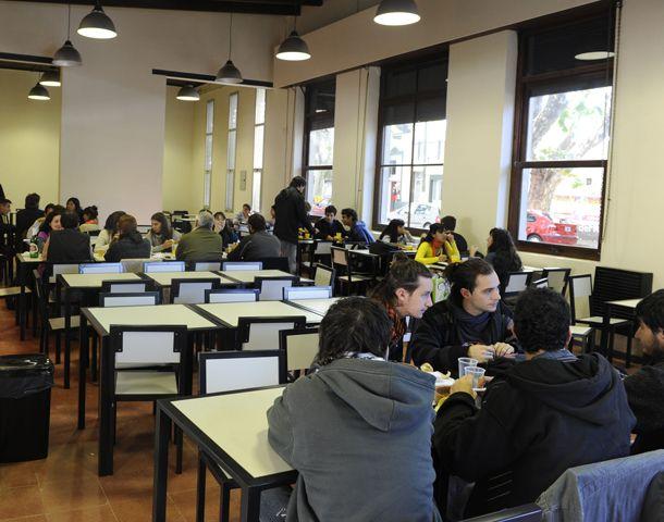 Está en proyecto inaugurar otro comedor estudiantil en la zona de las facultades del área de Salud.