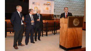 Los presidentes de las entidades representativas de las cadenas de valor de soja