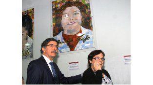 Un emotivo homenaje a los docentes desaparecidos