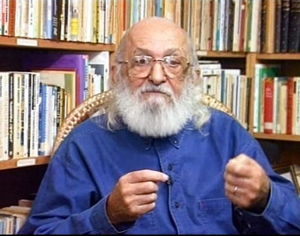 El encuentro se realizó en memoria de los 92 años del nacimiento del pedagogo Paulo Freire.