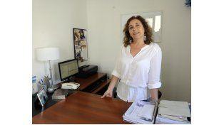 La especialista Ofelia Madile dice que la escuela tiene que trabajar con el alumno que tiene y no con un alumno virtual. (Foto: N. Juncos)