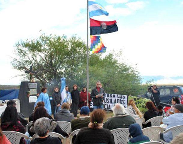 La Comisión en Memoria de las huelgas del '21 ha investigado y rastreado la zona de las fosas de los peones rurales.