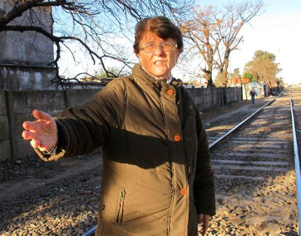 Ana Solhaune se jubiló como docente pero sigue unida al trabajo social y pastoral de barrio Ludueña.