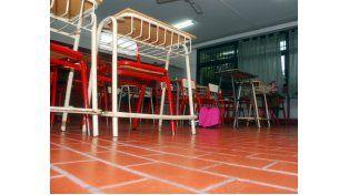 Las escuelas deben regirse con la ley de higiene y seguridad en el trabajo para ofrecer lugares confiables.