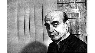 Conocer la obra del artista Lucio Fontana es uno de los ejemplos del proyecto.