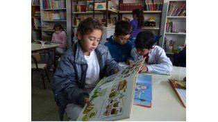 A la jornada que invita a leer por placer están invitadas a participar escuelas