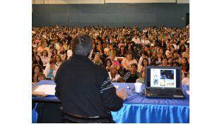 El año pasado unos 1.500 docentes se reunieron en el congreso Aula Hoy.