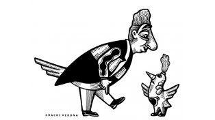 Dibujo: Chachi Verona