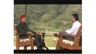Chávez junto a Filmus