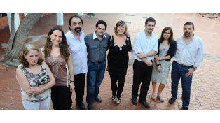 Los profesores que desarrollan la iniciativa: Menna