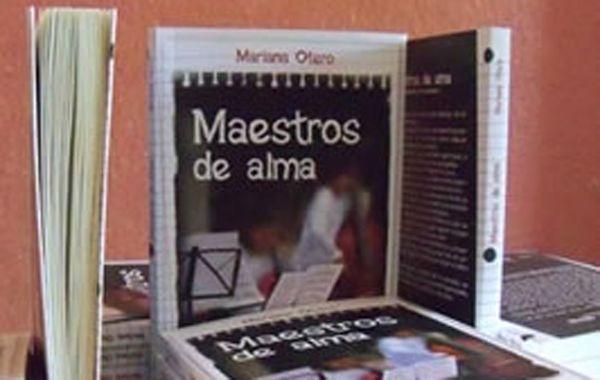 Tapa del libro de Mariana Otero.