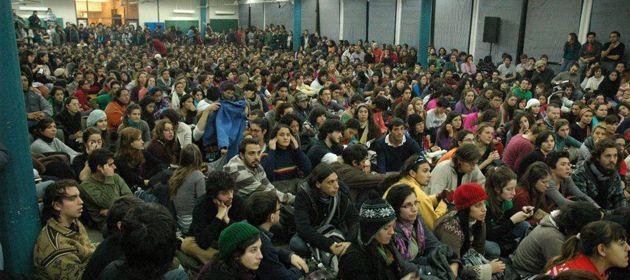 El centro universitario de La Siberia fue el escenario del encuentro nacional.