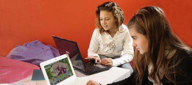 Los sitios más visitados por los pequeños son Youtube y Facebook
