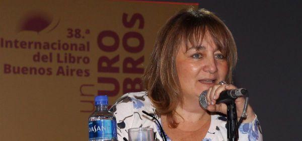 La educadora Angela Pradelli