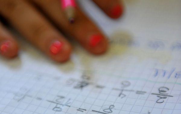 En Santa Fe son 10 las escuelas secundarias seleccionadas para la muestra.