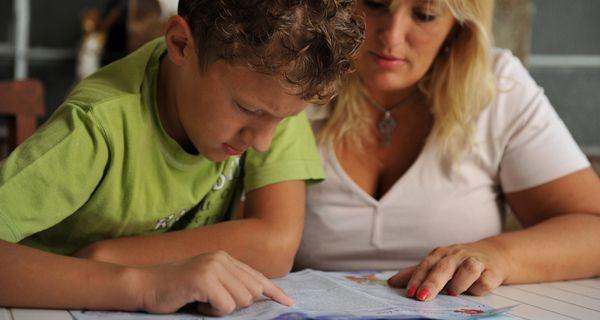No se pierdan la experiencia de leer en familia, no tiene precio