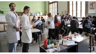 Científicos que vuelven a clases