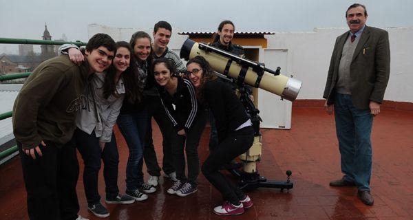 El Poli tiene su observatorio astronómico