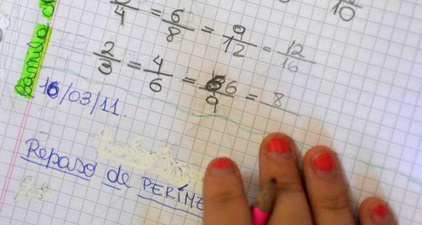 Problemas matemáticos, los que más cuestan