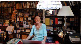 Angélica Gorodischer: Rosario puede ser una ciudad lectora