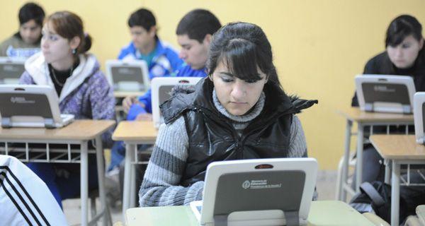 Las netbooks ya están en las aulas