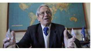 Alfredo Bruno Bologna: Hay que producir conocimiento sobre lo que pasa en el mundo