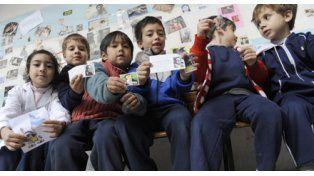 Messi, Evita y Moreno, los que hicieron patria, según los chicos