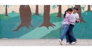 El tango tiene pista en la escuela