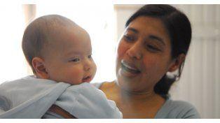 La maestra que peleó por su derecho a ser mamá