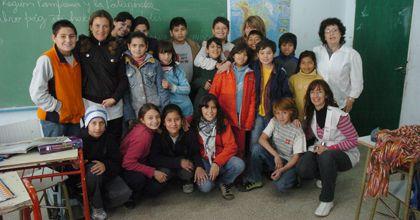 Miradas de una maestra de EEUU por aulas rosarinas
