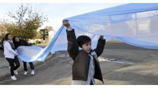 Escuelas que hacen bandera