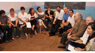Los maestros de las cárceles y una mirada al interior de la escuela