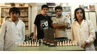 El ajedrez crece en el aula