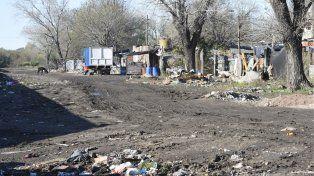 Límite. El homicidio ocurrió en bulevar Seguí y Las Palmeras