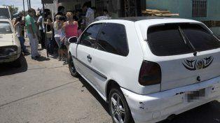 2015. Policías que seguían a un ladrón mataron a Herrera cuando lavaba el auto.
