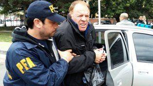 El sindicalista concurrió ayer a Comodoro Py y quedó arrestado en el acto.