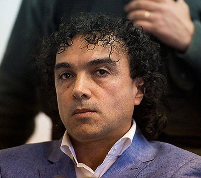 Revés. Henry López Londoño dice que es un perseguido político.