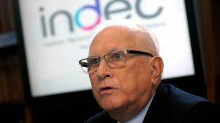 Jefe del Indec. El instituto que preside Jorge Todesca le dio una buena noticia al gobierno nacional.