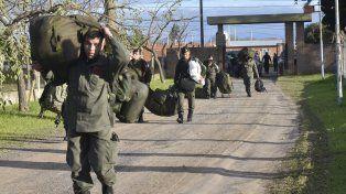 El diputado provincial Federico Angelini dijo que vendrían entre 1.000 y 1.500 gendarmes.