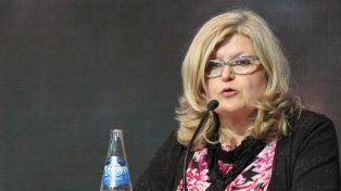 La ministra dijo que el balance por el Plan Aprender es positivo. (Foto de archivo)