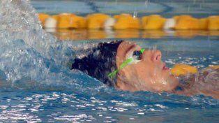 Esfuerzo. El nadador rosarino culminó ayer su participación en Río de Janeiro.