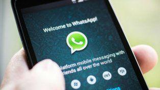 Los mensajes de WhatsApp se viralizaron y hubo preocupación en sectores de la sociedad.