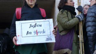Organizaciones reclaman por la libertad de Yamila.