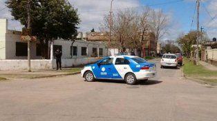 Encontraron una granada lista para detonar frente a una escuela en Villa Gobernador Gálvez